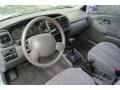 Gray 2001 Suzuki Grand Vitara Interiors