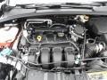 2012 Tuxedo Black Metallic Ford Focus Titanium 5-Door  photo #16