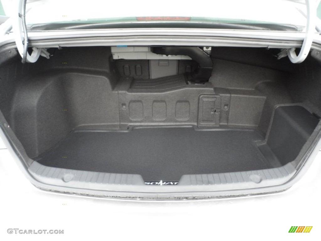 2012 Hyundai Sonata Hybrid Trunk Photo 60751509