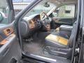 Morocco Brown/Ebony 2007 Chevrolet Tahoe Interiors