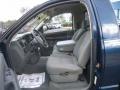 2006 Patriot Blue Pearl Dodge Ram 1500 SLT Regular Cab  photo #12