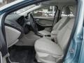 2012 Frosted Glass Metallic Ford Focus SEL Sedan  photo #5