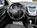 2010 Navy Blue Metallic Chevrolet Equinox LT AWD  photo #9