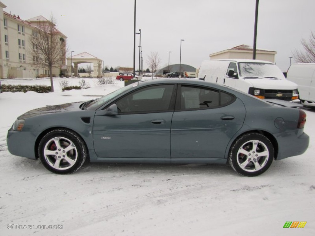 stealth gray metallic 2007 pontiac grand prix gxp sedan exterior photo 60768809. Black Bedroom Furniture Sets. Home Design Ideas