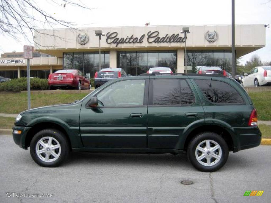 2002 Polo Green Oldsmobile Bravada 6046791 Gtcarlotcom Car