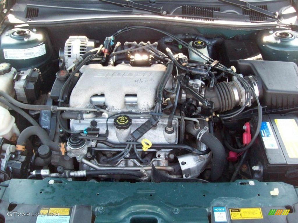 1999 chevrolet malibu ls sedan engine photos gtcarlot