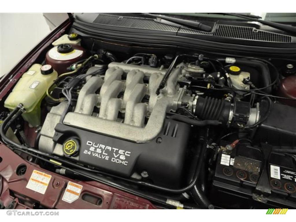 1998    Ford       Contour    LX 25 Liter DOHC 24Valve    V6       Engine