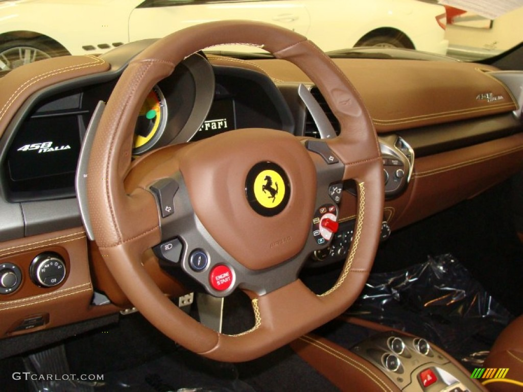2010 ferrari 458 italia cioccolato steering wheel photo 60780014 2010 ferrari 458 italia cioccolato steering wheel photo 60780014 vanachro Gallery
