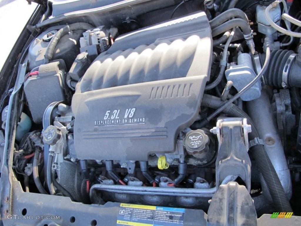 2006 Chevy Impala SS Engine