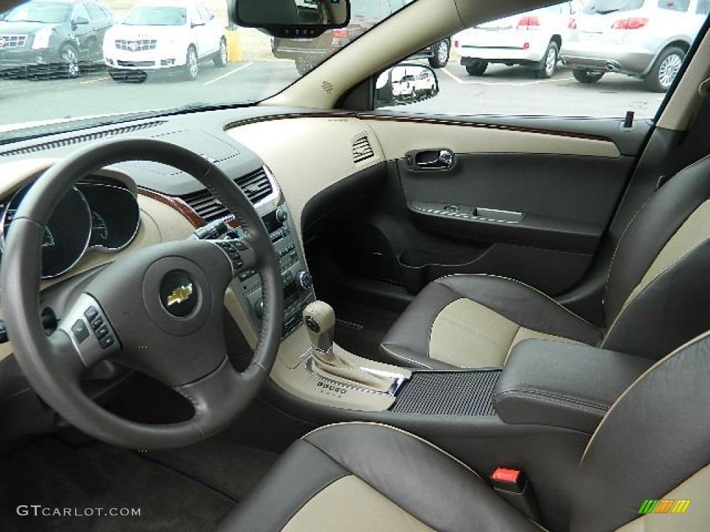Cocoa Cashmere Interior 2011 Chevrolet Malibu Ltz Photo 60789248