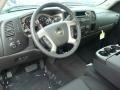 2012 Graystone Metallic Chevrolet Silverado 1500 LT Regular Cab 4x4  photo #4