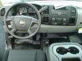 2012 Summit White Chevrolet Silverado 1500 Work Truck Extended Cab 4x4  photo #4