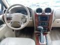2004 GMC Envoy Light Tan Interior Dashboard Photo
