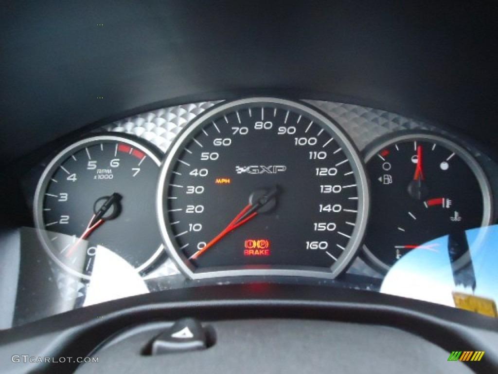 2006 Pontiac Grand Prix GXP Sedan Gauges Photo #60794693