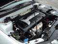 2.0 Liter DOHC 16V VVT 4 Cylinder 2006 Hyundai Elantra GLS Sedan Engine