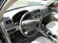 2011 Sterling Grey Metallic Ford Fusion SE V6  photo #3