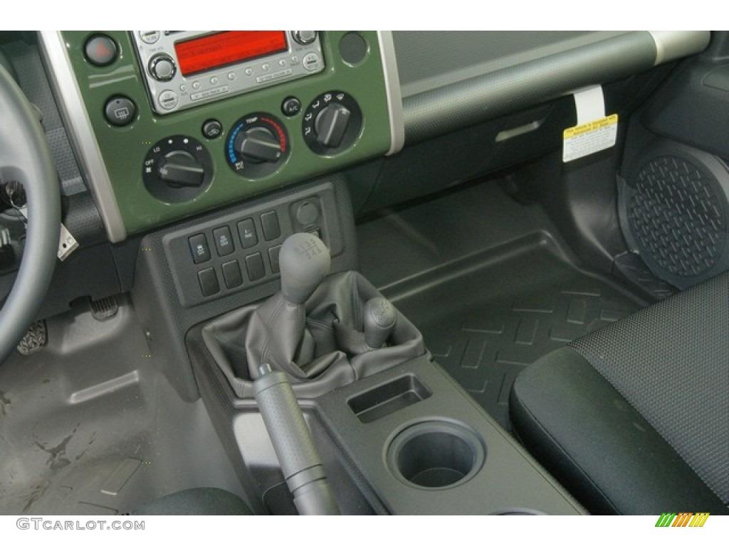2012 toyota fj cruiser 4wd 6 speed manual transmission. Black Bedroom Furniture Sets. Home Design Ideas