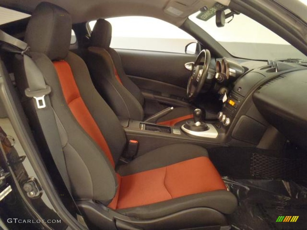 2008 nissan 350z nismo coupe interior photo 60798560 for Interieur 350z