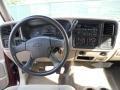 2003 Chevrolet Silverado 1500 Tan Interior Dashboard Photo