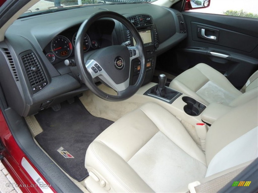 2005 cadillac cts v series interior color photos gtcarlot com