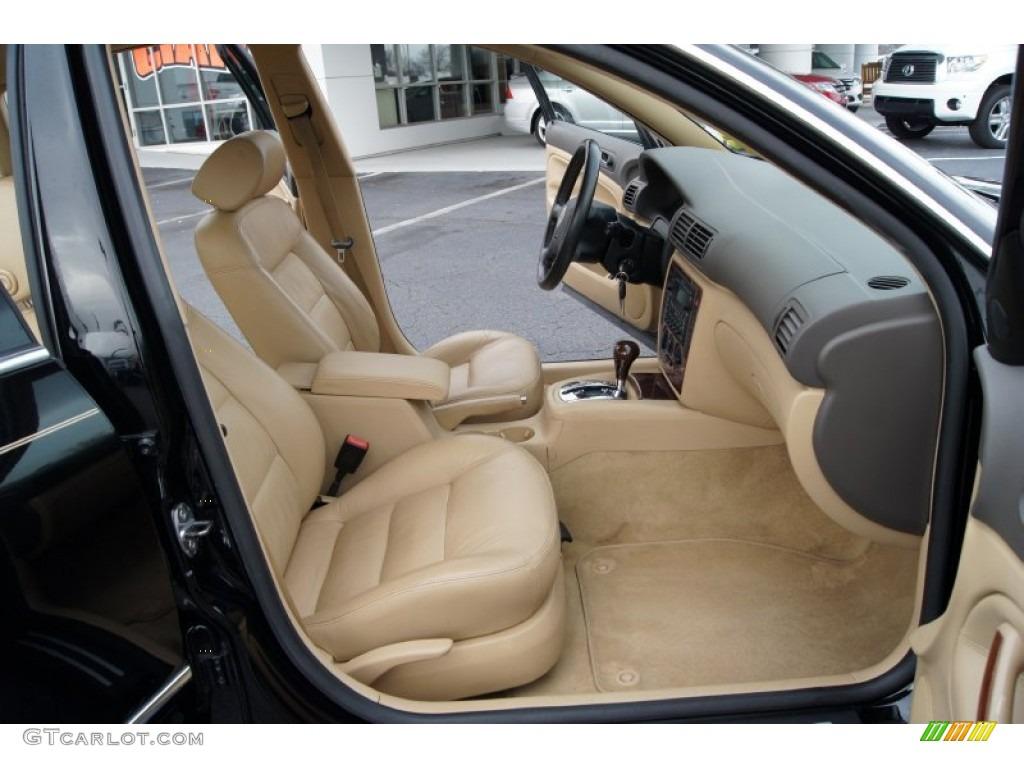 2004 volkswagen passat gls tdi sedan interior photo 60803186 for Volkswagen passat 2000 interior