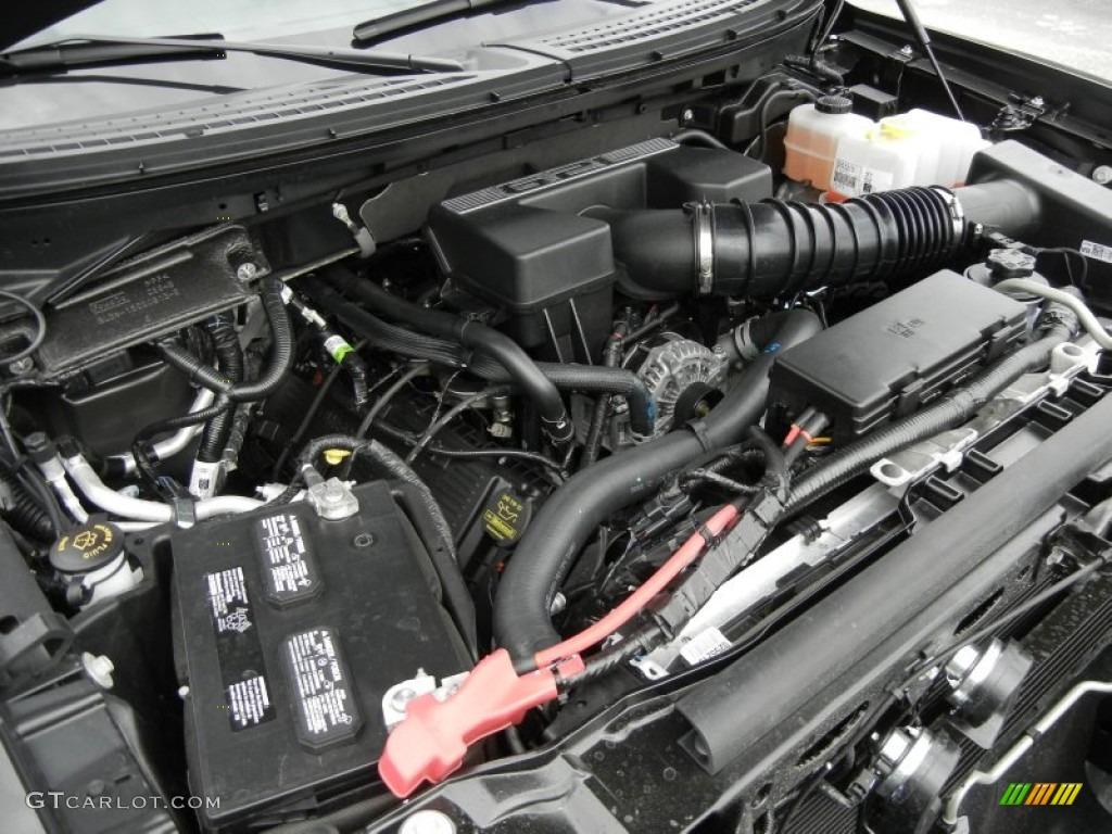 2012 ford f150 svt raptor supercrew 4x4 6 2 liter sohc 16 for Motor ford f150 v8