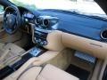 2007 Ferrari 599 GTB Fiorano Tan Interior Dashboard Photo