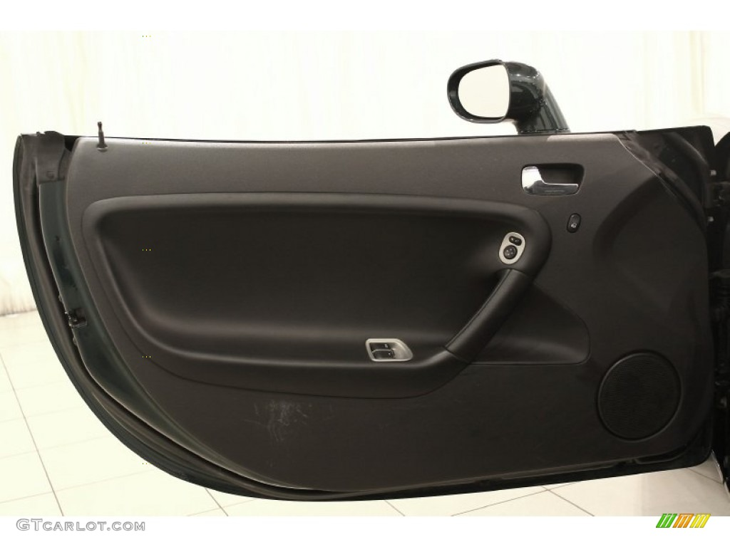 2007 Pontiac Solstice Gxp Roadster Ebony Door Panel Photo 60825224