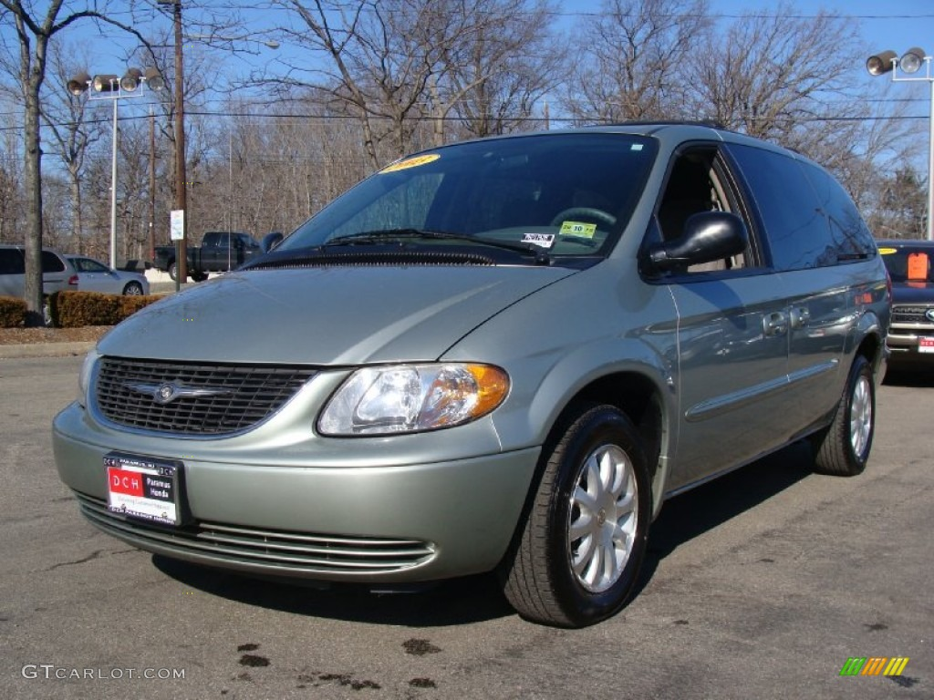 2003 chrysler town country lx exterior photos. Cars Review. Best American Auto & Cars Review