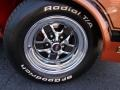 1971 Oldsmobile 442 W30 Holiday Hardtop Coupe Wheel and Tire Photo