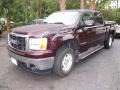 Dark Crimson Metallic 2008 GMC Sierra 1500 Gallery