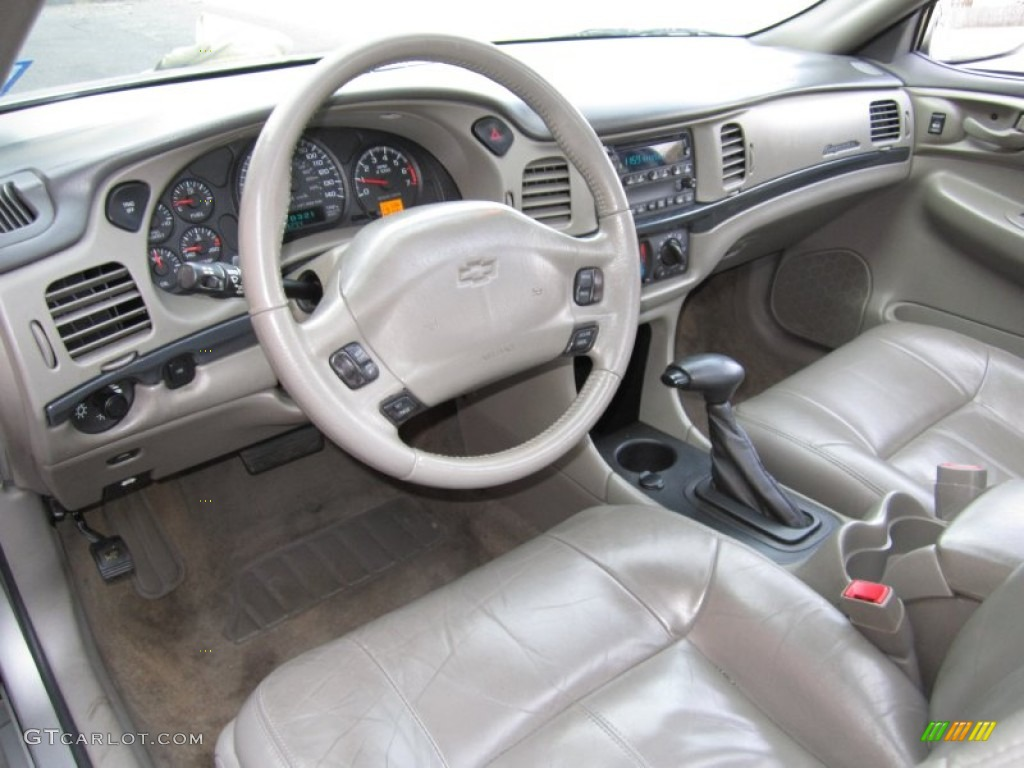 Medium Gray Interior 2005 Chevrolet Impala Ss Supercharged