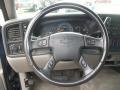 Gray/Dark Charcoal 2005 Chevrolet Tahoe Interiors