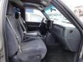 Graphite Interior Photo for 2002 Chevrolet Silverado 3500 #60861543
