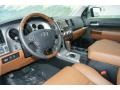 Red Rock Interior Photo for 2012 Toyota Tundra #60862233