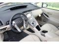 Bisque 2012 Toyota Prius 3rd Gen Interiors