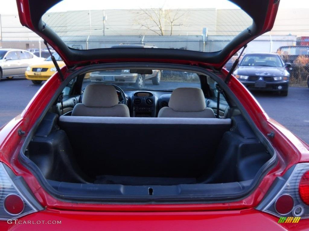 2003 Mitsubishi Eclipse RS Coupe Trunk Photo #60875091 | GTCarLot.com