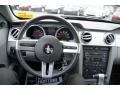 2009 Ford Mustang Light Graphite Interior Dashboard Photo