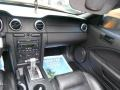 2007 Grabber Orange Ford Mustang V6 Deluxe Convertible  photo #18