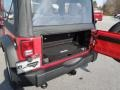 2012 Flame Red Jeep Wrangler Sport S 4x4  photo #14