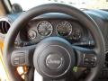Black Steering Wheel Photo for 2012 Jeep Wrangler #60882003