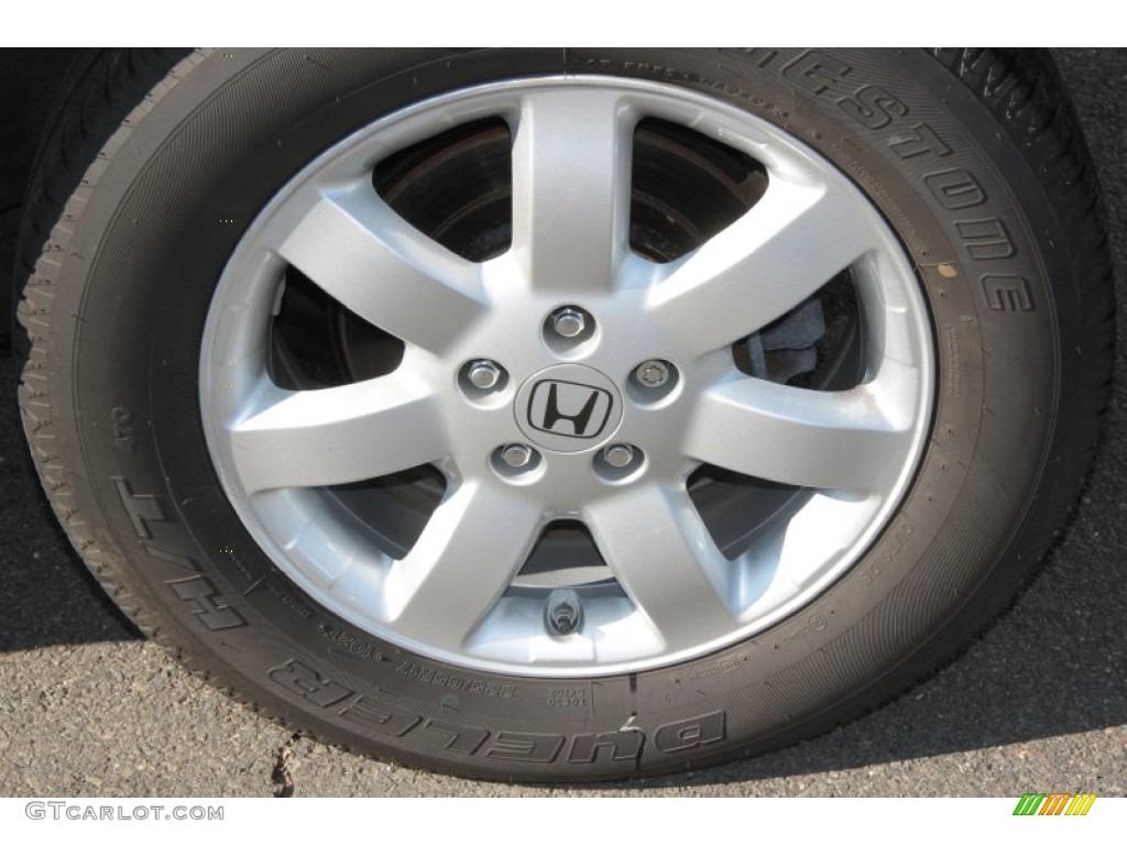 2009 CR-V EX-L 4WD - Alabaster Silver Metallic / Black photo #13