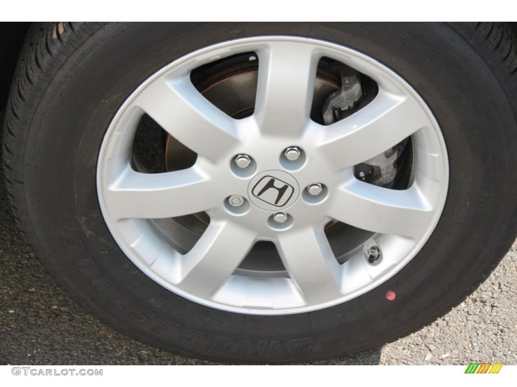2009 CR-V EX-L 4WD - Alabaster Silver Metallic / Black photo #15