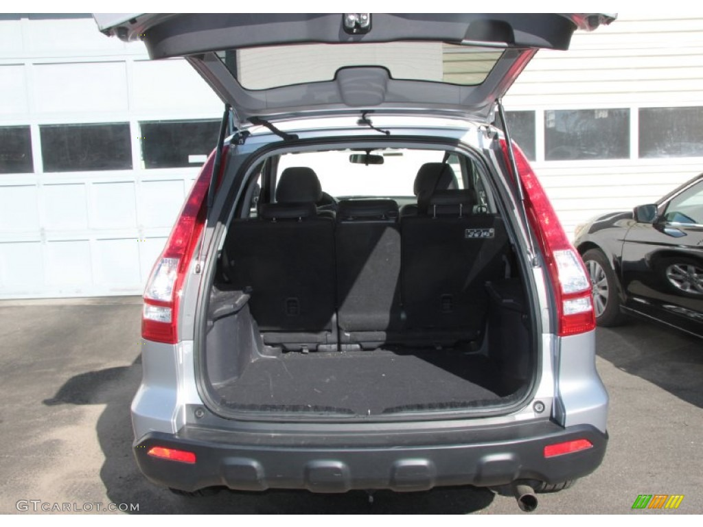 2009 CR-V EX-L 4WD - Alabaster Silver Metallic / Black photo #22