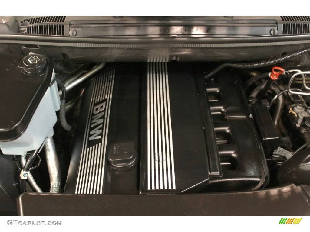 2004 bmw x5 3 0 liter dohc 24 valve inline 6 cylinder engine photo 60892900. Black Bedroom Furniture Sets. Home Design Ideas