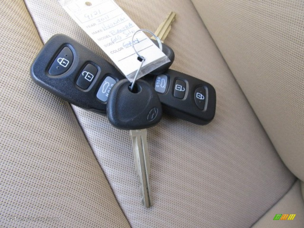 2011 Hyundai Elantra Gls Keys Photo 60904723 Gtcarlot Com