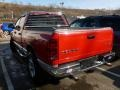 2002 Flame Red Dodge Ram 1500 SLT Quad Cab 4x4  photo #3