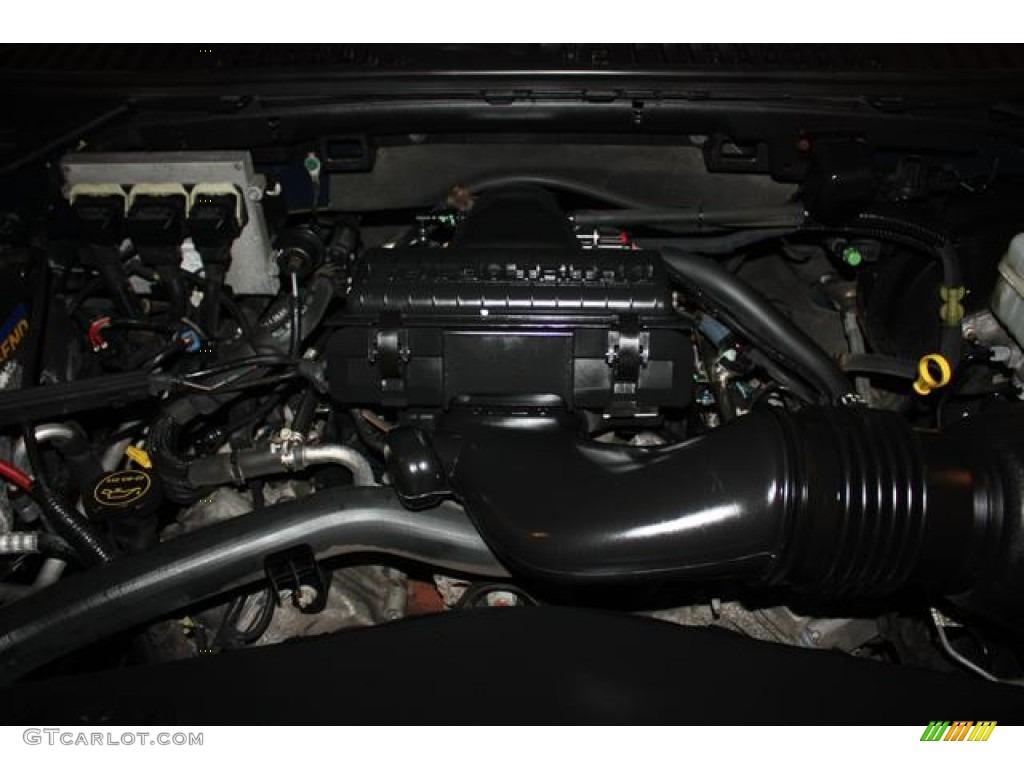 2005 Ford Expedition Eddie Bauer 4x4 5.4 Liter SOHC 24V ...