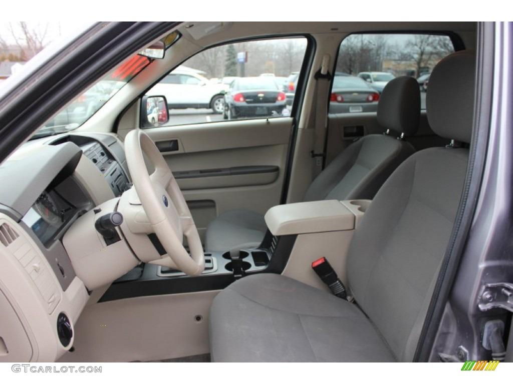 Elegant 2008 Ford Escape XLS Interior Photo #60909488