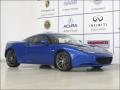 Persian Blue Metallic 2010 Lotus Evora Coupe